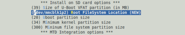 File System Location